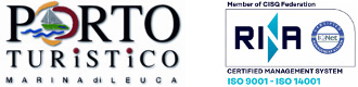 Porto Turistico – Marina di Leuca Logo
